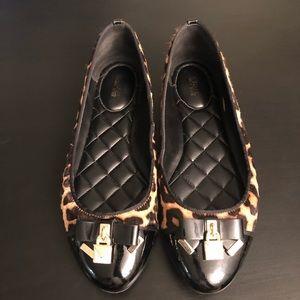 Alice Cheetah/Leopard Ballet Flats
